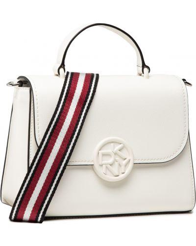 Biała torebka Dkny