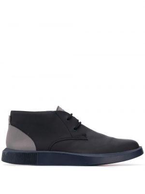 Ботинки на шнуровке черные Camper