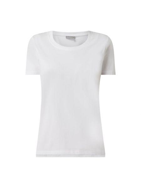 Biały t-shirt bawełniany Fransa
