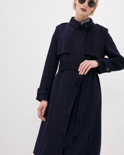 Пальто - синее Tantra
