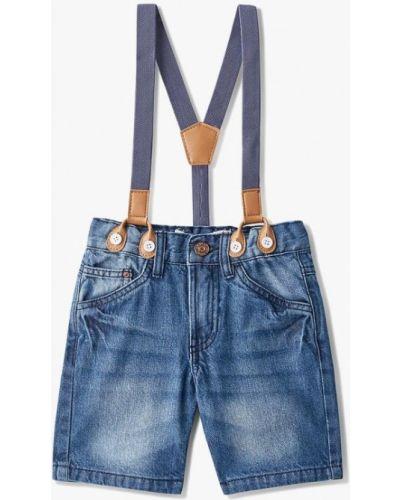 Шорты джинсовые синий Modis