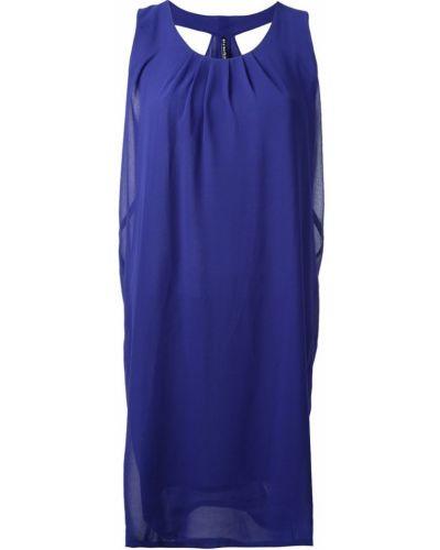 Платье мини синее Minimarket