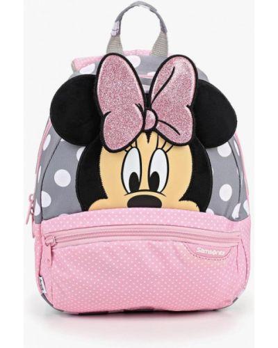 Рюкзак розовый Samsonite