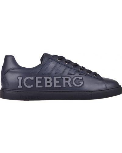 Кеды синий Iceberg