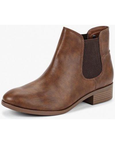 Ботинки челси осенние кожаные Dorothy Perkins
