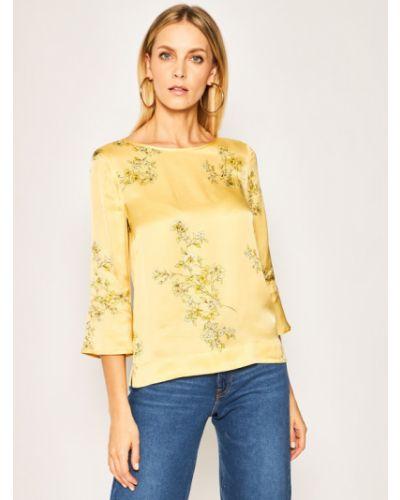 Żółta bluzka Pennyblack
