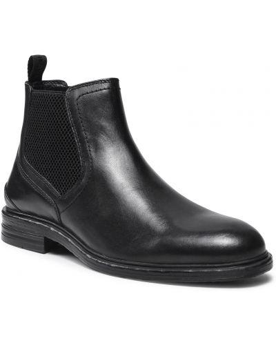 Sztyblety - czarne Pepe Jeans