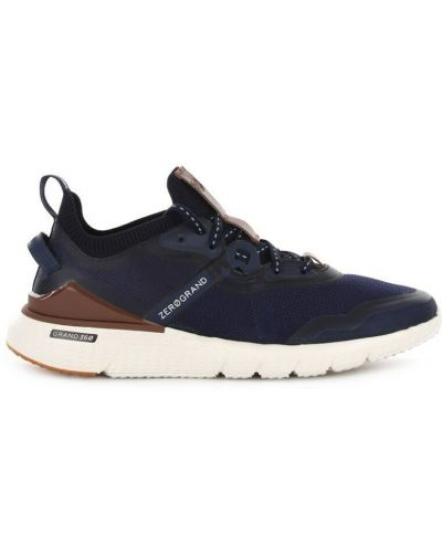 Niebieskie sneakersy Cole Haan