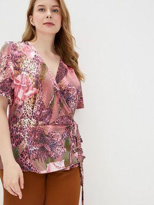 Блузка с коротким рукавом весенний Артесса