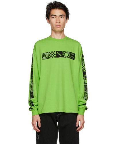 Черная рубашка с воротником с манжетами с длинными рукавами Rassvet