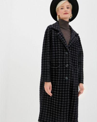 Черное пальто Zarina