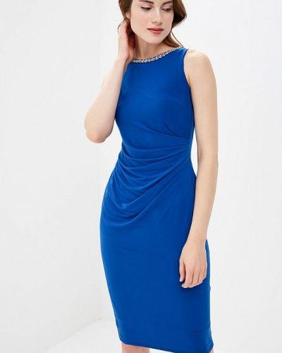 Вечернее платье осеннее синий Dorothy Perkins