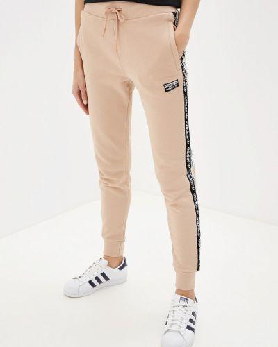Спортивные брюки бежевый Adidas Originals