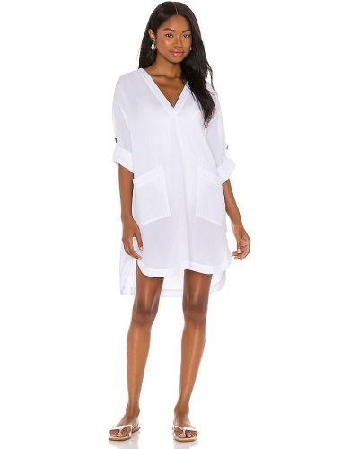Пляжное платье - белое Seafolly