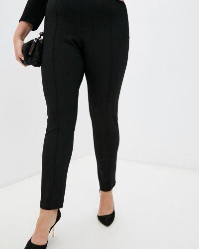 Черные зимние брюки Elena Miro