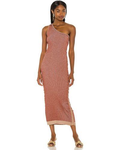 Пляжное платье - золотое Suboo