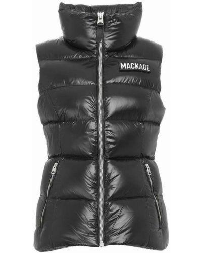 Czarna kurtka Mackage