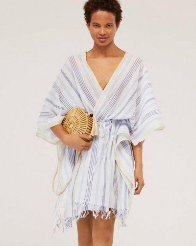 Пляжное платье индийский Oysho