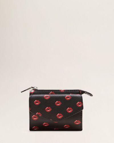 Кожаный кошелек мини из искусственной кожи Mango