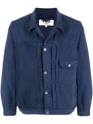 Niebieskie klasyczne jeansy Ymc