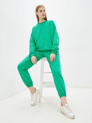 Зеленый спортивный спортивный костюм Indiano Natural