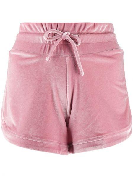 Спортивные шорты - розовые Plein Sport