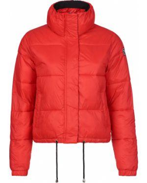 Куртка осенняя красная Silvian Heach