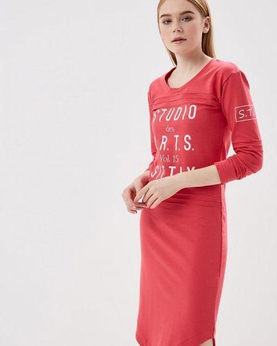 Платье весеннее розовое Sitlly