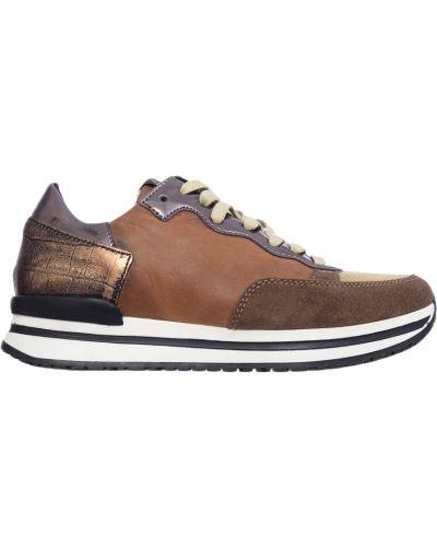 Кроссовки коричневый 4 Barra 12