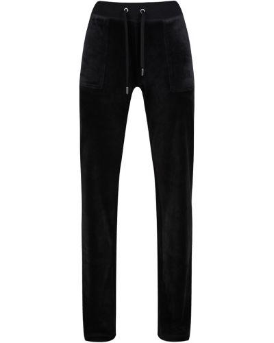 Szary dres welurowy z wysokim stanem Juicy Couture