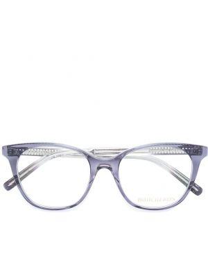 Очки кошачий глаз хаки Boucheron Eyewear