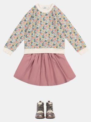 Bawełna bawełna bluza Bonpoint