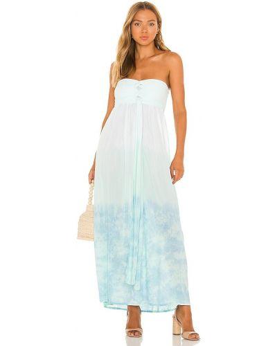 Платье макси - синее Tiare Hawaii
