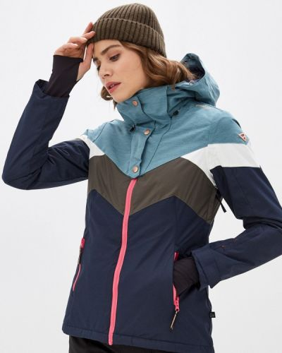 Синяя куртка горнолыжная Brunotti
