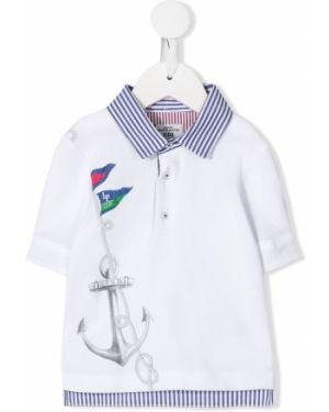 Белая классическая рубашка Lapin House