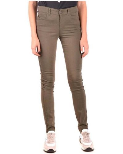 Mom jeans - zielone Armani Jeans