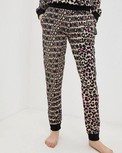 Спортивные брюки Moschino Underwear
