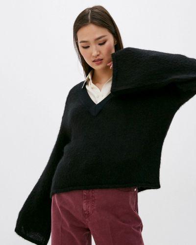 Пуловер - черный Trussardi Jeans