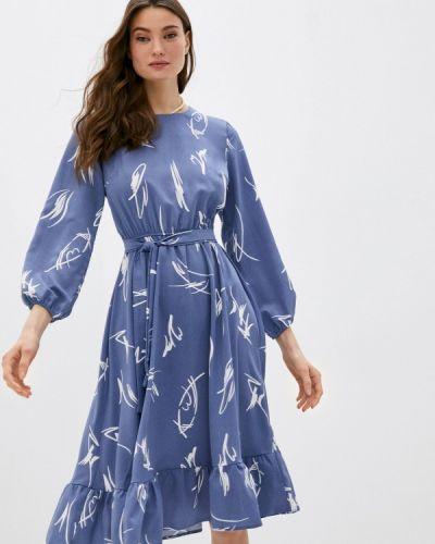 Прямое платье А-силуэта Trendyangel