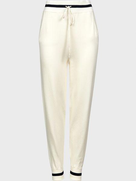 Белые спортивные брюки из вискозы Ballantyne