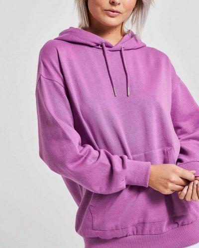 Фиолетовая весенняя кофта Terranova