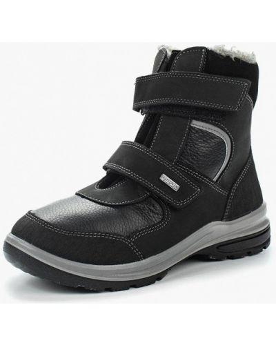 Ботинки замшевые котофей