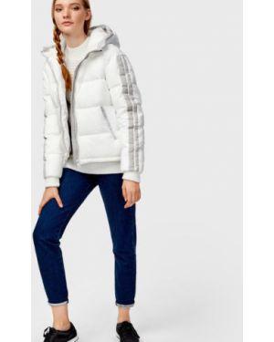 Куртка с капюшоном утепленная на молнии Ostin