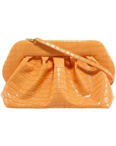 Kopertówka - pomarańczowa Themoirè