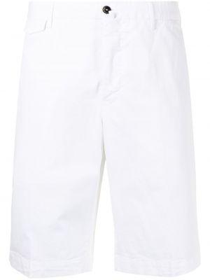 Bermudy - białe Pt01