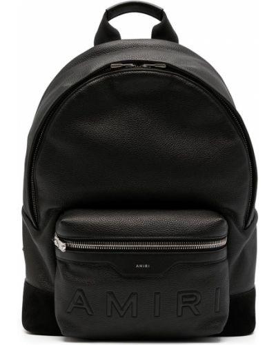 Кожаная сумка - черный Amiri