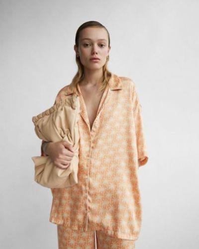 Пижама с короткими рукавами Zara