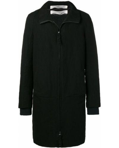 Длинное пальто черное прямое Individual Sentiments