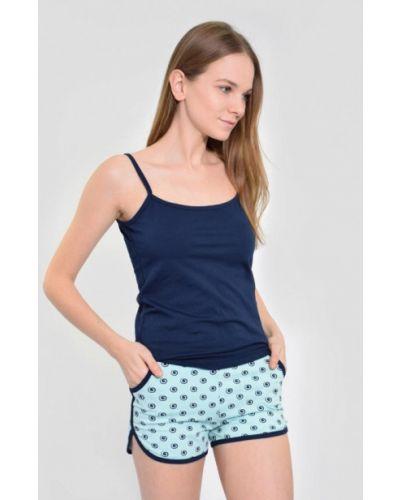 Пижама пижамный синий N.el.