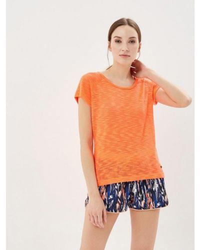 Оранжевая футболка Icepeak